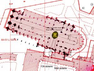plan basilique ellipse150